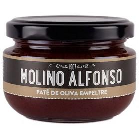 Paté olivas empeltre