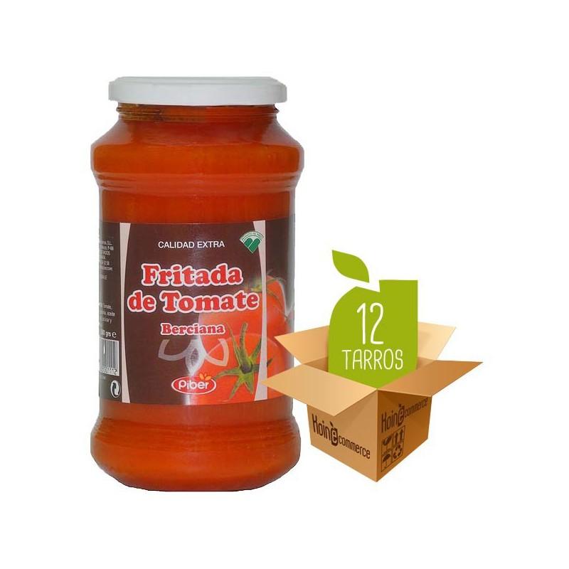 Salsa de tomate o fritada