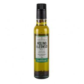 Aceite de Oliva y Albahaca