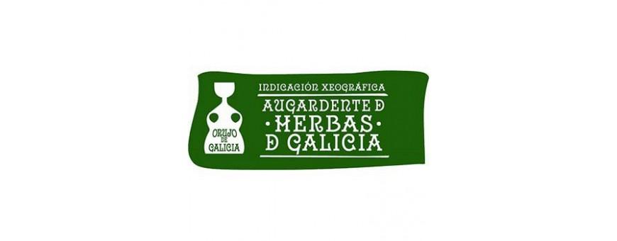 Aguardiente de Hierbas de Galicia
