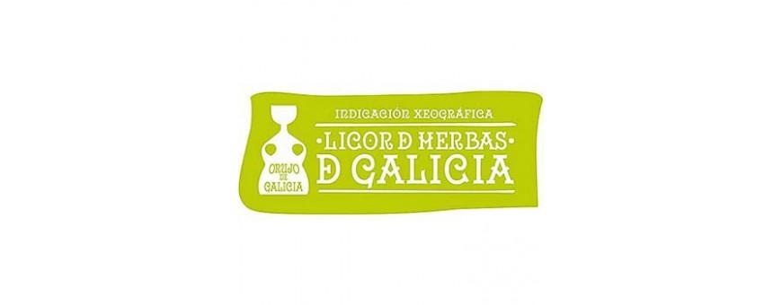Licor de Hierbas de Galicia