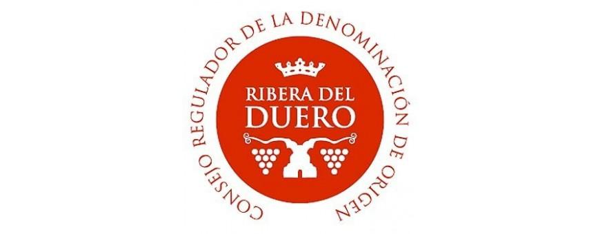 Vinos de la Denominación de Origen Ribera del Duero