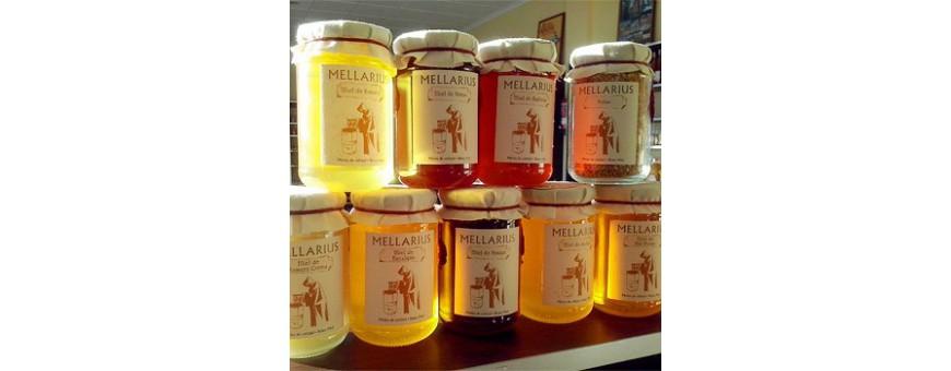 Miel y sus derivados