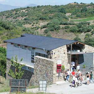 Aula Arqueológica de Las Médulas, El Bierzo, León