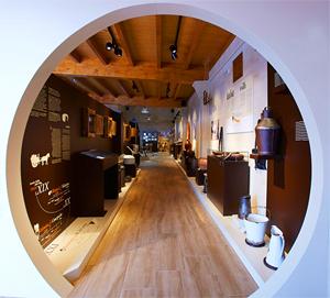Museo del Queso de la Familia Chillón Plaza, en la localidad de Toro (Zamora)